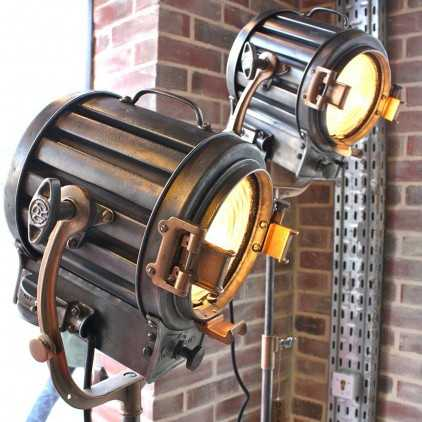 """Mole Richardson"" cinema lighting projectors"