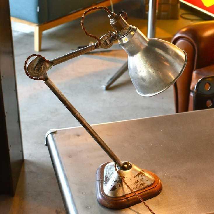 Lampe Bernard Albin Gras modèle 206